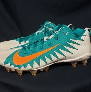 Nike Alpha Menace Pro Low Miami Dolphins Football
